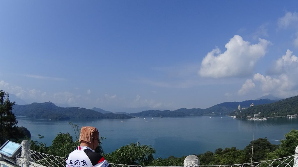 [Bye Big Buses. Hello Cyclists] Bike Fun Sun Moon Lake 拜訪日月潭