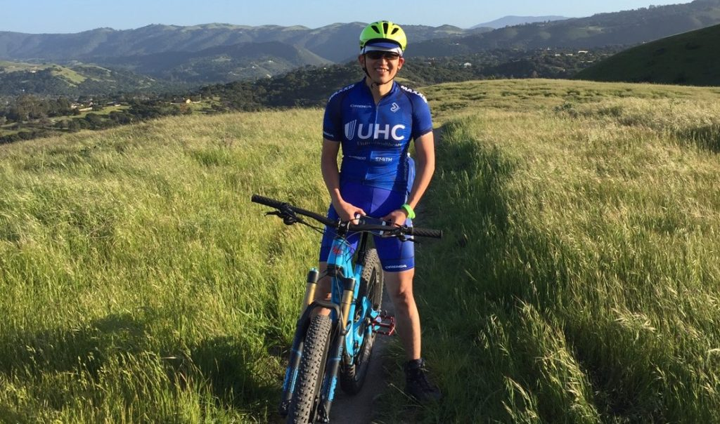 [Road to MTB] First Mountain Bike Ride @ Sea Otter Classic