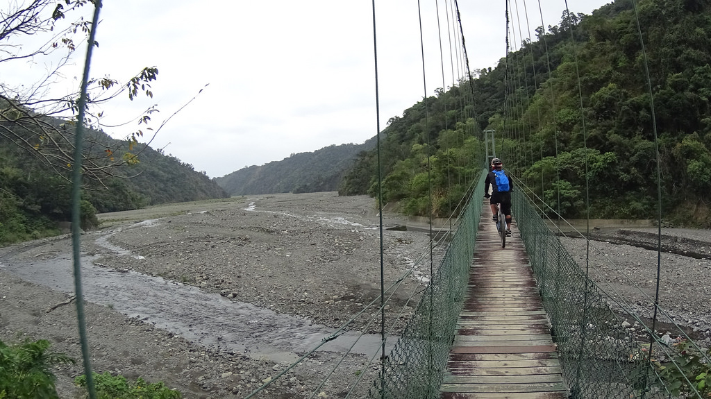 [ 1400 Meter to Sea! ] Taiwan JinShuiYing Old Trail MTB Ride 台灣浸水營古道騎