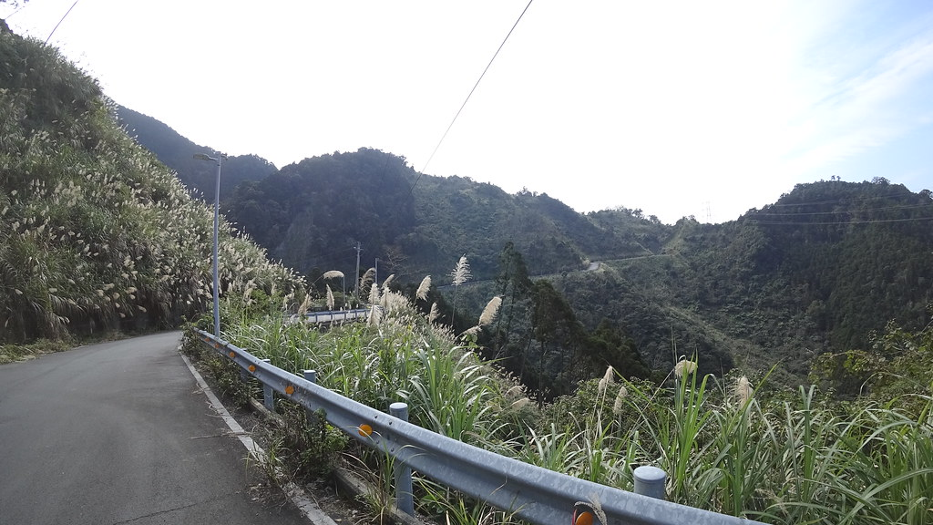 [ Power Through! ] Mid Miaoli Trans-Mountain Ride 苗栗新中橫騎