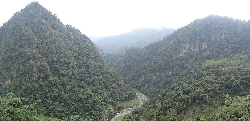 [ Pointy Mountains! ] HsinChu South East Back Road Ride Part 2 竹東翻山越嶺騎之二
