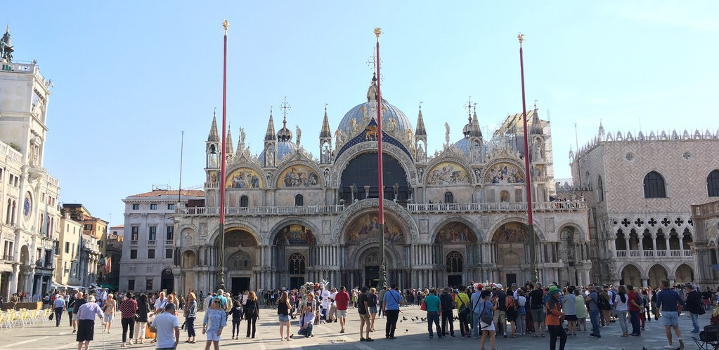 [ Packed Old Buildings! ] Venice Half Day Exploration 威尼斯半天遊