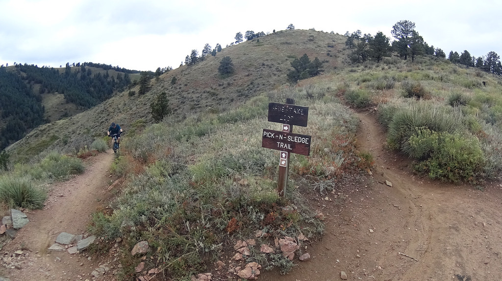 [ Ride the Rockies! ] Colorado Apex Park MTB Ride 科羅拉多州登山車騎